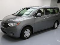 2014 Nissan Quest with 3.5L V6 Engine,Cloth