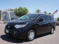 This 2014 Nissan Quest 3.5 S features a rear air