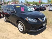 Look at this 2014 Nissan Rogue SL. It has a Variable