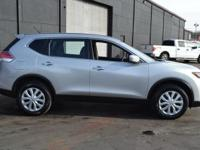 This 2014 Nissan Rogue 4dr AWD 4dr S features a 2.5L 4