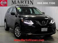 This 2014 Nissan Rogue S is proudly offered by Martin