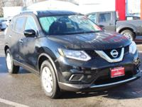 This Nissan Certified 2014 Nissan Rogue SV   is a New
