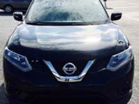 Our Carfax One Owner, 2014 Nissan Rogue SV All Wheel
