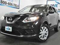 2014 NISSAN ROGUE S AWD 15K 1 OWN REAR CAM BLUETOOTH