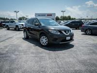 CARFAX One-Owner. Clean CARFAX. Super Black 2014 Nissan