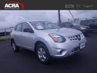 2014 Rogue Select, 47,951 miles, options include:  All