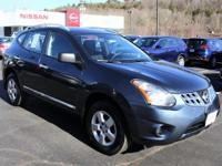 2014 Nissan Rogue Select Blue S LOCAL TRADE, CLEAN