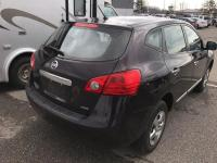 Clean CARFAX. Amethyst 2014 Nissan Rogue Select S AWD