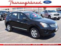 Your journey can begin with this versatile 2014 Rogue