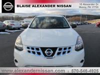 2014 Nissan Rogue Select S Williamsport area. LOCAL