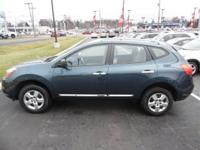 This outstanding example of a 2014 Nissan Rogue Select