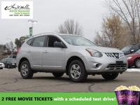 CarFax 1-Owner, This 2014 Nissan Rogue Select S will