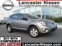 Our CarFax One Owner 2014 Nissan Rogue Select S has