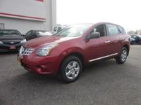 This 2014 Nissan Rogue Select is in great mechanical