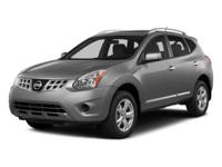 2014 Nissan Rogue Select 4D Sport Utility S CVT with
