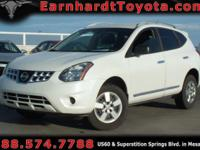 We are happy to offer you this 2014 Nissan Rogue Select