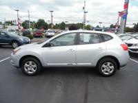 Check out this 2014 Nissan Rogue Select S. Its Variable