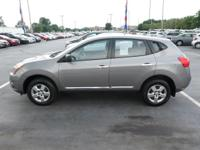 Look at this 2014 Nissan Rogue Select S. Its Variable
