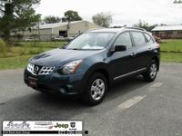 Silver 2014 Nissan Rogue Select S FWD CVT with Xtronic