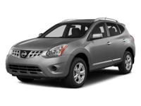 2014 Nissan Rogue Select S Silver Clean CARFAX.