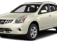 Options:  2014 Nissan Rogue Select S|Miles: 43504Color: