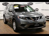 For a smoother ride, opt for this 2014 Nissan Rogue SL