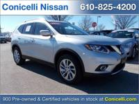 This Nissan Rogue is Certified Preowned! CARFAX