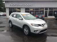 Northwoods Nissan is excited to offer this 2014 Nissan