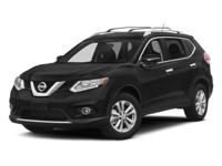 2014 Nissan Rogue SL 2.5L I4 DOHC 16V AWD. Please