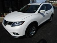 One Owner. 2014 NISSAN ROGUE SL AWD, 1-OWNER AND