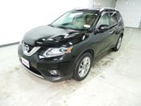 Options:  2014 Nissan Rogue Sl|Gray|Right Suv! Right