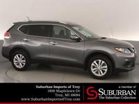 Certified. 2014 Nissan Rogue SV, **4-MOTION/AWD**,
