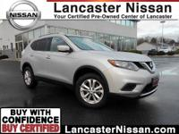 Presenting our CarFax One Owner 2014 Nissan Rogue SV