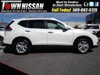 Options:  2014 Nissan Rogue Sv Front Wheel Drive  Power