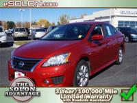 Sentra is the automobile you've been hunting for. Due