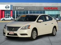 2014 NISSAN SENTRA 4dr Car SV Our Location is: Lithia