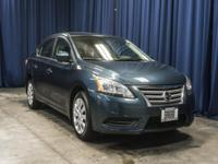 Clean Carfax One Owner Sedan with AUX Audio Port!