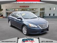 Form meets function with the 2014 Nissan Sentra. This