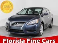 CARFAX 1-Owner, LOW MILES - 48,220! Graphite Blue