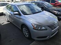 2014 Nissan Sentra S, ** Nissan Certified Pre Owned