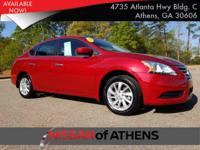 Check out this 2014 Nissan Sentra SV. Its Variable