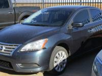 This outstanding example of a 2014 Nissan Sentra FE+ S