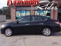 Options:  2014 Nissan Sentra Visit Everybody Rides 2
