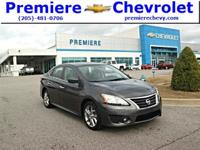 Options:  2014 Nissan Sentra S|Black/|V4 1.8 L