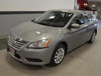 This outstanding example of a 2014 Nissan Sentra S is