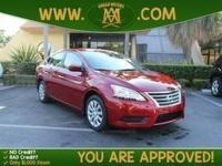 Options:  2014 Nissan Sentra. Just What You've Been