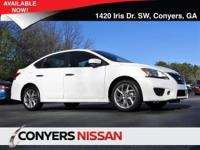 Look at this 2014 Nissan Sentra SR. Its Variable
