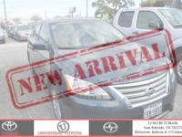 Drivers only for this sleek and agile 2014 Nissan