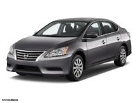 Recent Arrival! 2014 Nissan Sentra S CARFAX One-Owner.