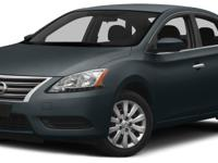 Options:  2014 Nissan Sentra S|Miles: 36339Color: